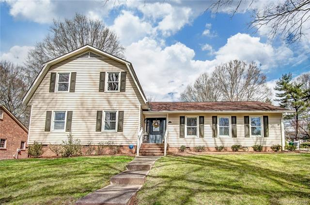 4141 Bridgewood Lane #44, Charlotte, NC 28226 (#3477599) :: RE/MAX RESULTS