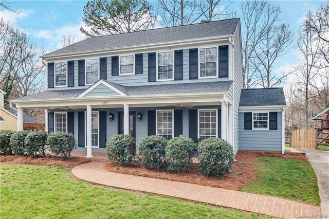 8407 Golf Ridge Drive, Charlotte, NC 28277 (#3477784) :: Exit Mountain Realty