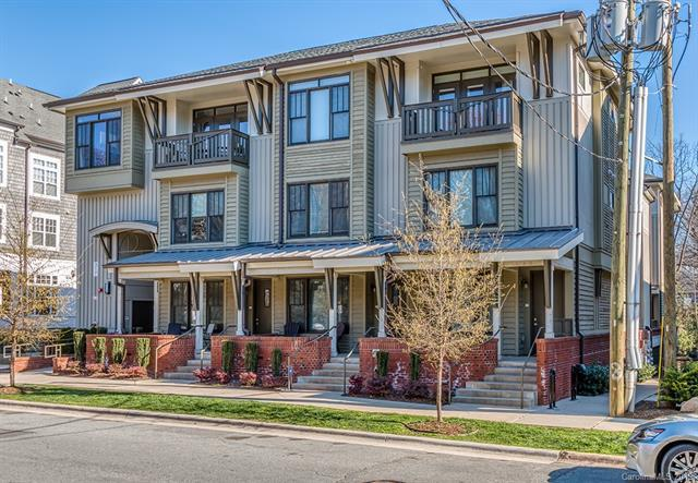 317 E Tremont Avenue #106, Charlotte, NC 28203 (#3477818) :: Odell Realty