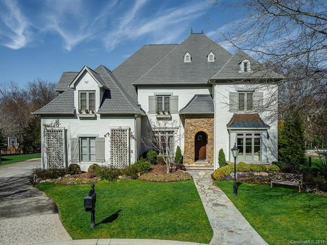 7403 Stonecroft Park Drive, Charlotte, NC 28226 (#3477827) :: Rinehart Realty