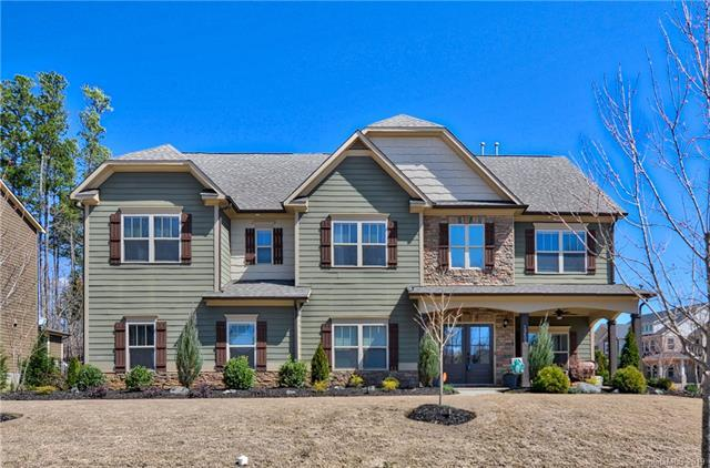 13402 Crystal Springs Drive, Huntersville, NC 28078 (#3477906) :: The Premier Team at RE/MAX Executive Realty
