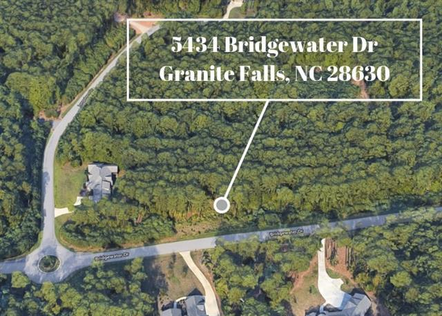 5434 Bridgewater Drive, Granite Falls, NC 28630 (#3477972) :: Zanthia Hastings Team