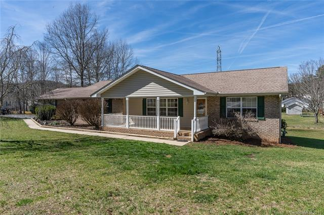 31 Meadow Drive, Horse Shoe, NC 28742 (#3478142) :: Exit Mountain Realty
