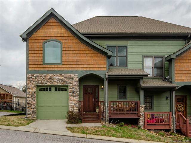 13 Jeff Drive #13, Asheville, NC 28806 (#3478214) :: The Ann Rudd Group