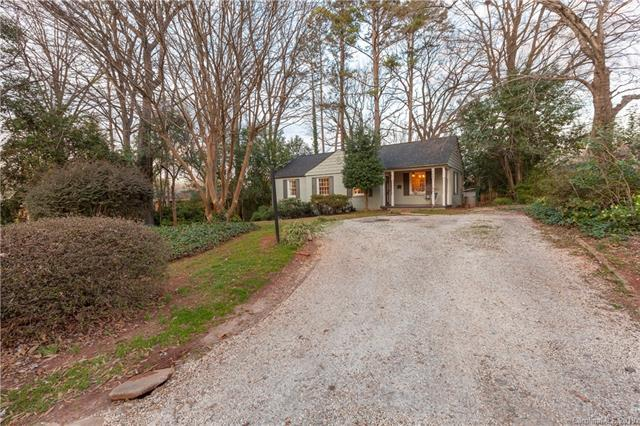 629 Poindexter Drive, Charlotte, NC 28209 (#3478238) :: Odell Realty