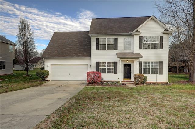 7009 Conifer Circle, Indian Trail, NC 28079 (#3478305) :: Exit Mountain Realty