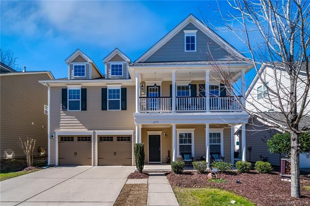 2175 Bluebell Way, Tega Cay, SC 29708 (#3478387) :: Stephen Cooley Real Estate Group