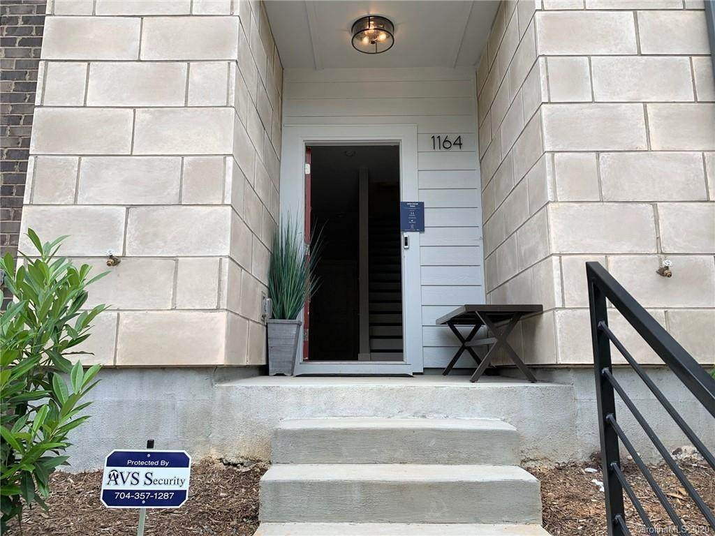 1164 E 36th Street Hlt0002, Charlotte, NC 28205 (#3478471) :: Miller Realty Group