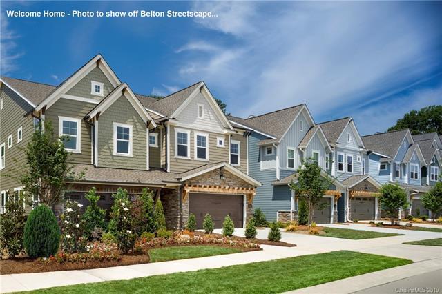 401 Belton Street 9A, Charlotte, NC 28209 (#3478487) :: Washburn Real Estate
