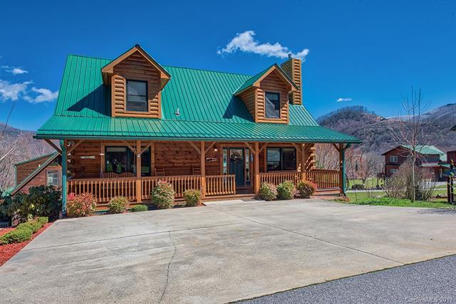 18 Altitude Terrace, Maggie Valley, NC 28751 (#3478548) :: Roby Realty