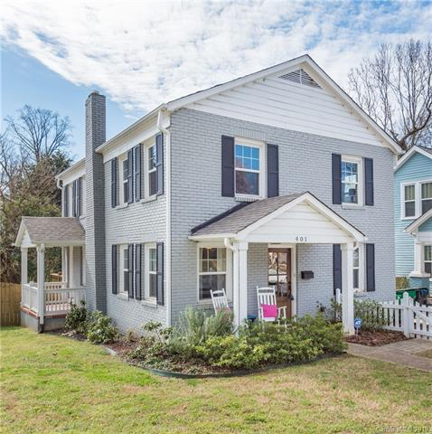 401 Woodvale Place, Charlotte, NC 28208 (#3478550) :: Homes Charlotte
