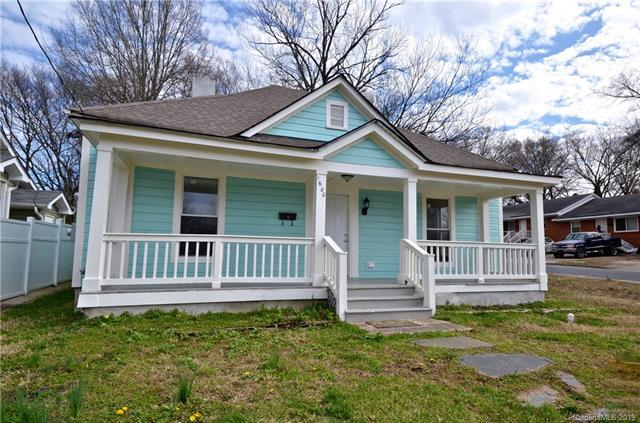 1600 Harrill Street, Charlotte, NC 28205 (#3478567) :: Washburn Real Estate