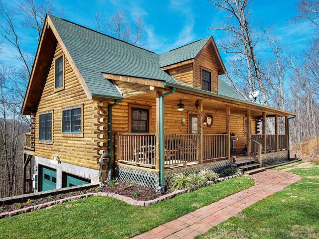 70 Sugar Hill Drive, Weaverville, NC 28787 (#3478636) :: Puffer Properties