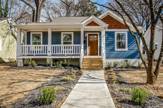 1131 Spruce Street #21, Charlotte, NC 28203 (#3478769) :: Washburn Real Estate