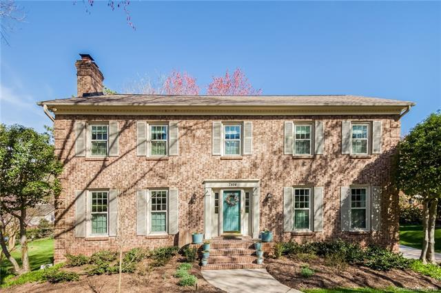 7814 Bradenton Drive, Charlotte, NC 28210 (#3478802) :: High Performance Real Estate Advisors