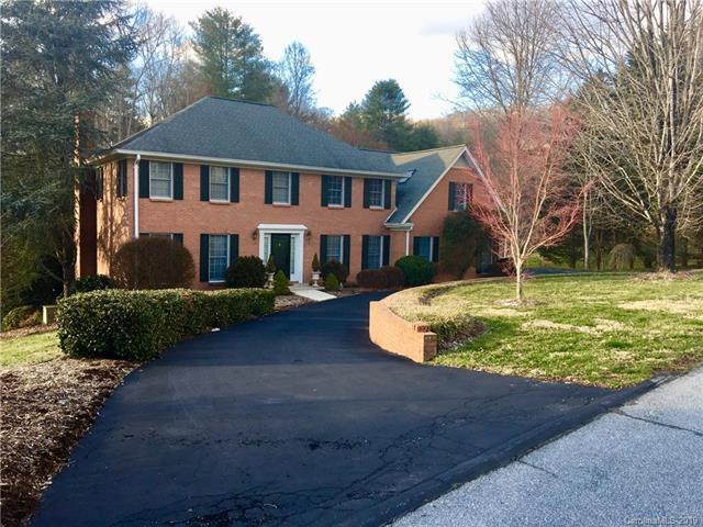 239 Hawthorn Drive, Hendersonville, NC 28791 (#3478878) :: High Performance Real Estate Advisors