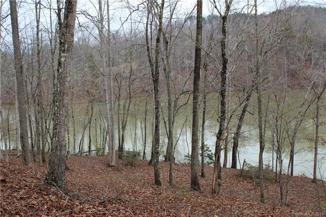 Lot 15 Jackson Cove Parkway, Mill Spring, NC 28756 (#3478968) :: Homes Charlotte