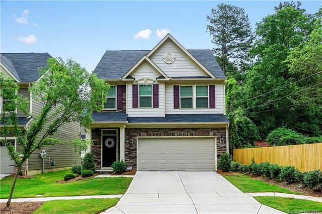 1923 Berryhill Road, Charlotte, NC 28208 (#3479029) :: Keller Williams South Park