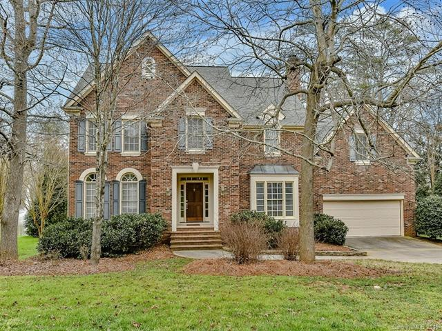 207 Summermore Drive, Charlotte, NC 28270 (#3479061) :: LePage Johnson Realty Group, LLC