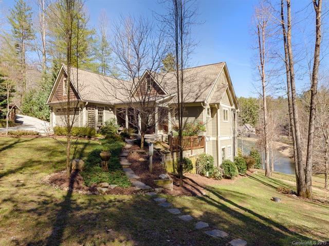 339 Hidden Cove Lane, Hendersonville, NC 28739 (#3479073) :: LePage Johnson Realty Group, LLC