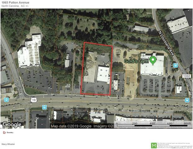 1065 1083 Patton Avenue, Asheville, NC 28806 (#3479086) :: Exit Mountain Realty