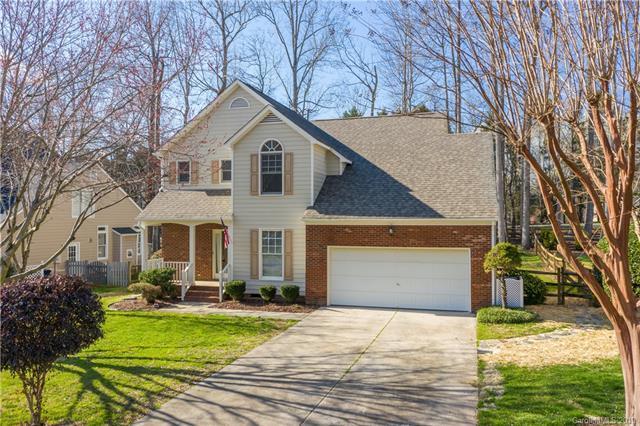 17015 Shady Glen Drive, Cornelius, NC 28031 (#3479217) :: Francis Real Estate