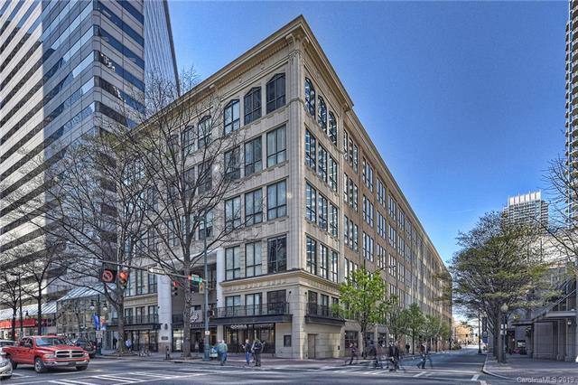127 N Tryon Street #603, Charlotte, NC 28202 (#3479275) :: Stephen Cooley Real Estate Group