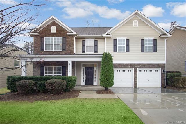 14714 Green Birch Drive, Pineville, NC 28134 (#3479350) :: MECA Realty, LLC