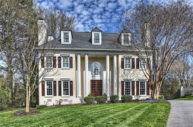 2110 Foxcroft Woods Lane, Charlotte, NC 28211 (#3479419) :: Exit Mountain Realty