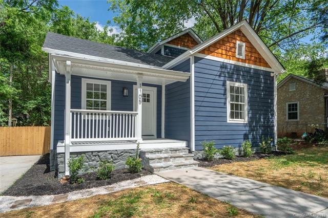 1105 Louise Avenue, Charlotte, NC 28205 (#3479434) :: Homes Charlotte