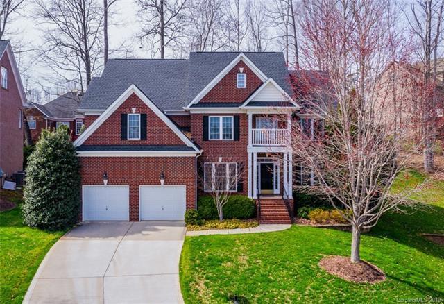 13708 Chandlers Green Court, Huntersville, NC 28078 (#3479531) :: LePage Johnson Realty Group, LLC