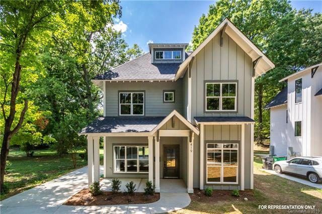 2807 Springway Drive, Charlotte, NC 28205 (#3479729) :: LePage Johnson Realty Group, LLC