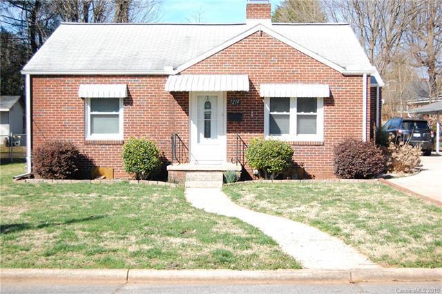 1214 Mitchell Avenue, Statesville, NC 28677 (#3479800) :: LePage Johnson Realty Group, LLC
