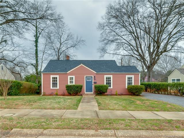 130 S Smallwood Place, Charlotte, NC 28208 (#3479872) :: High Performance Real Estate Advisors