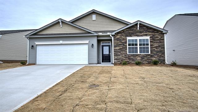 2248 Kent Downs Avenue SW Lot 40, Concord, NC 28027 (#3479967) :: MartinGroup Properties
