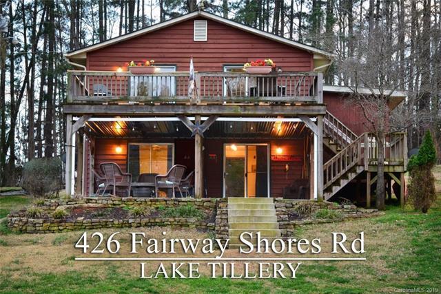 426 Fairway Shores Road #5, Mount Gilead, NC 27306 (#3480319) :: MECA Realty, LLC