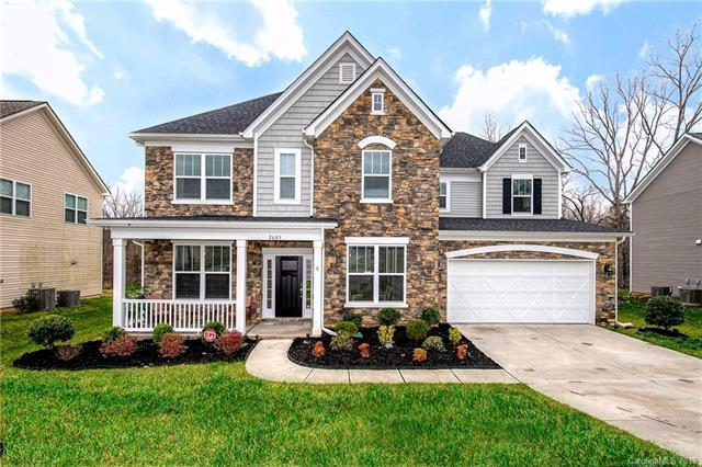 2603 Shoal Park Road, Concord, NC 28027 (#3480507) :: The Ramsey Group