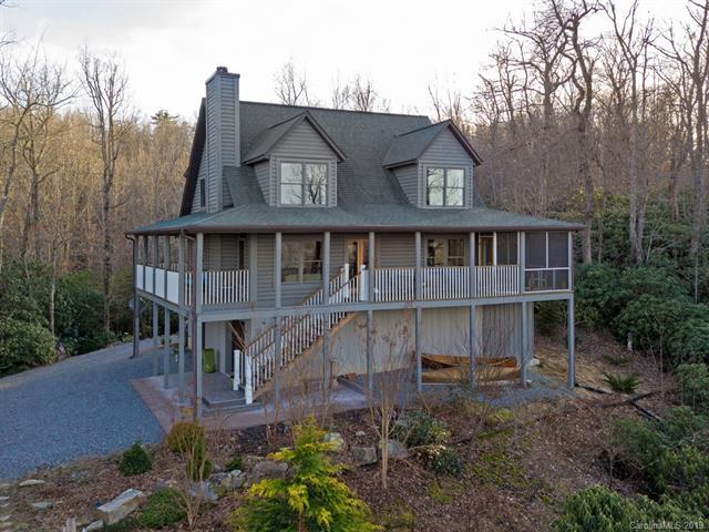 51 Overlook Place, Pisgah Forest, NC 28768 (#3480536) :: LePage Johnson Realty Group, LLC