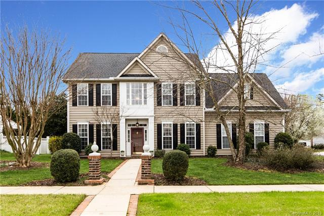 6615 Truman Street, Indian Trail, NC 28079 (#3480577) :: Exit Mountain Realty