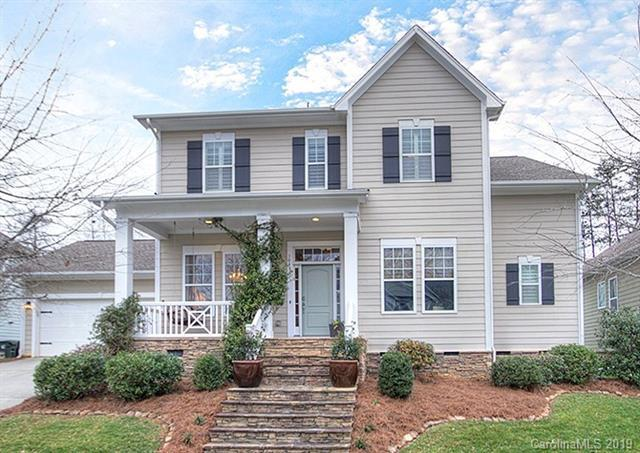 10415 Donahue Drive, Huntersville, NC 28078 (#3480693) :: Odell Realty