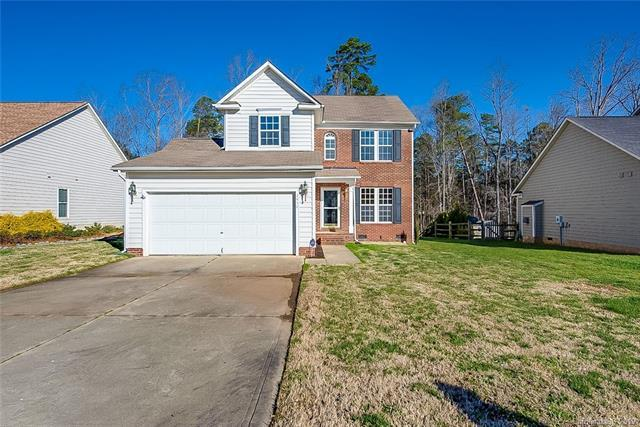 2457 Acadia Court, Kannapolis, NC 28083 (#3480732) :: Odell Realty