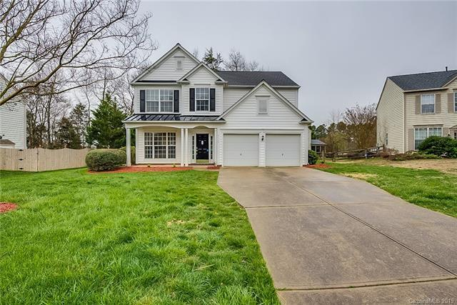 9115 Gaskill Court, Charlotte, NC 28269 (#3480734) :: Scarlett Real Estate