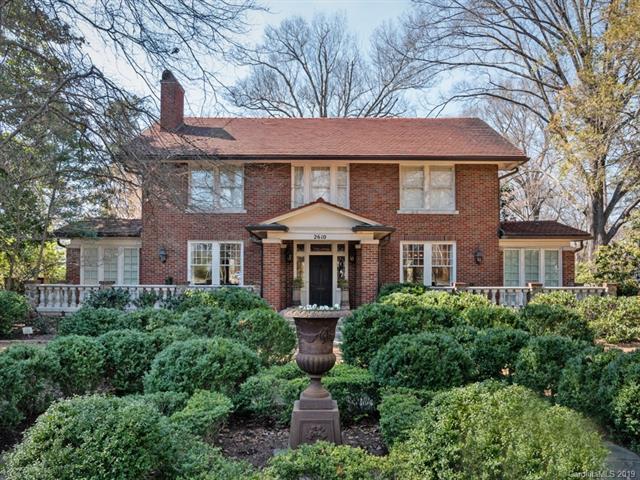 2610 Selwyn Avenue, Charlotte, NC 28209 (#3480784) :: Scarlett Real Estate