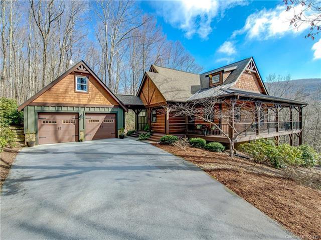 359 Thunder Mountain Road, Hendersonville, NC 28792 (#3480824) :: Carver Pressley, REALTORS®