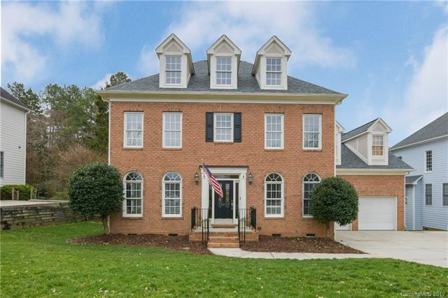 14624 Northgreen Drive, Huntersville, NC 28078 (#3480869) :: Exit Mountain Realty