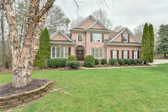 11127 Brush Hollow Road, Matthews, NC 28105 (#3480880) :: Charlotte Home Experts