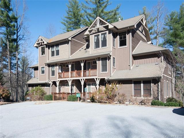 65 Southshore Drive C3, Tuckasegee, NC 28783 (#3480951) :: Homes Charlotte