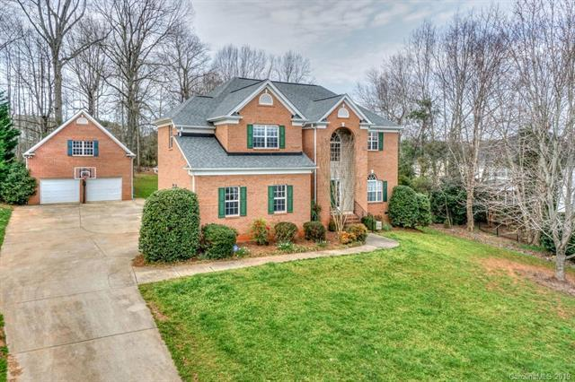 112 Castle Tower Drive, Mooresville, NC 28117 (#3481068) :: Besecker Homes Team