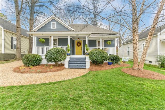 1824 Umstead Street, Charlotte, NC 28205 (#3481121) :: Cloninger Properties