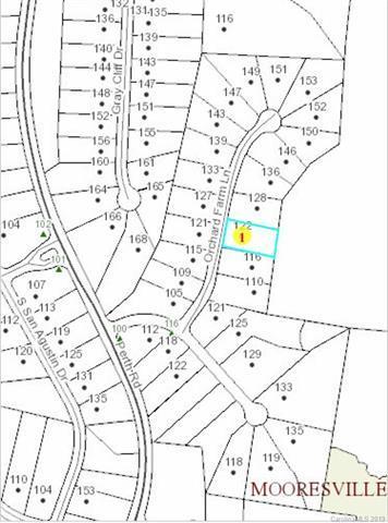 122 Orchard Farm Lane, Mooresville, NC 28117 (#3481192) :: LePage Johnson Realty Group, LLC